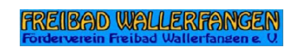 Information Freibad Wallerfangen