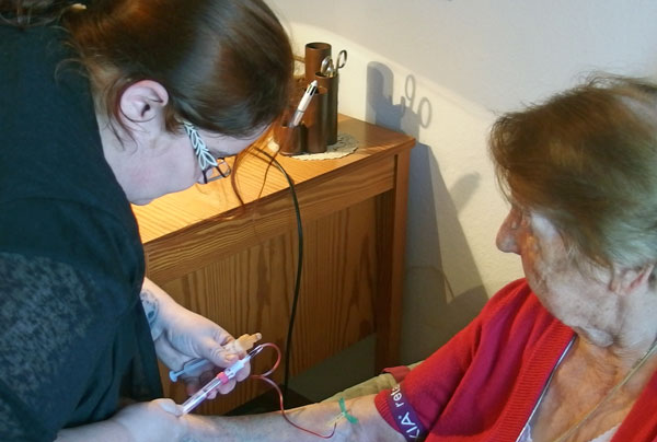 Geriatrie Ambulante geriatrische Rehabilitation