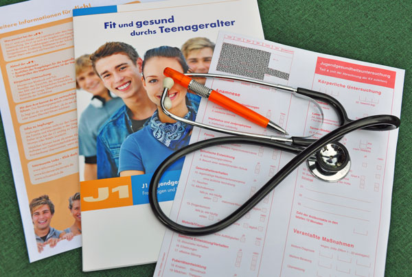 Vorsorge Jugendgesundheits-Untersuchungen