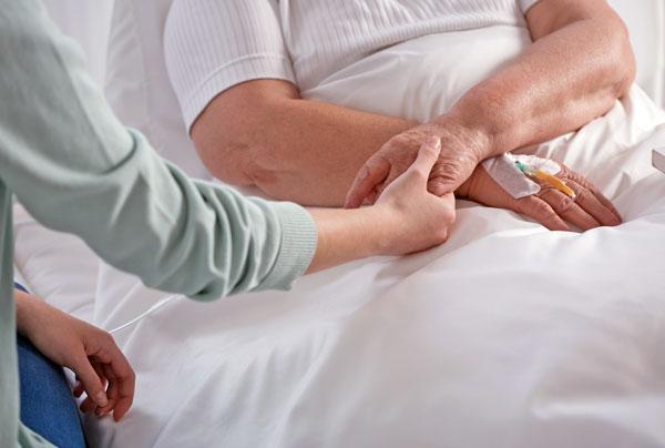 Therapie Palliativmedizinische Versorgung