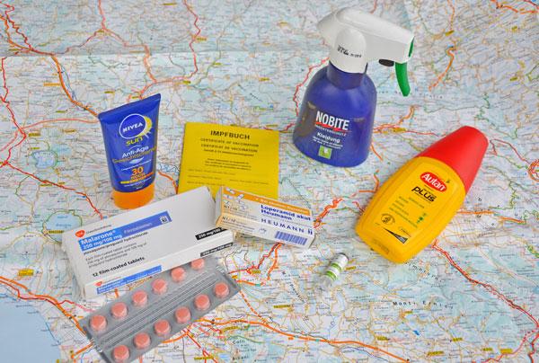 Vorsorge Reisemedizinische Beratungen